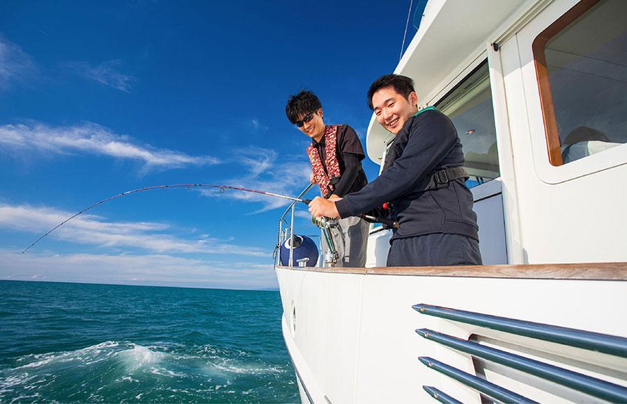Fishing フィッシング
